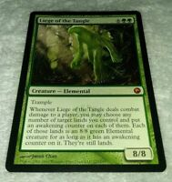 1x Liege of the Tangle Scars of Mirrodin MtG Magic Green Mythic Rare 1 x1 LP