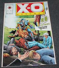 VALIANT COMICS X-O MANOWAR VOL 1 NO. 17 JUN 1993 COMIC BOOK