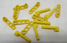 Lego 14 x Liftarm 2825 gelb 4x0,5 Technic Technik aus Set 8862 8480 8251 8430 .
