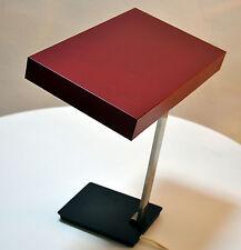 Chrome Lampe de table Kaiser Lumières avec 2 Articulations Années 60 années