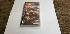 Monster Jam: Path of Destruction (Sony PSP, 2010) new