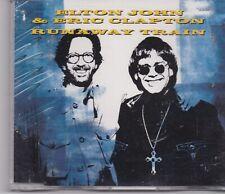 Elton John&Eric Clapton-Runaway Train cd maxi single