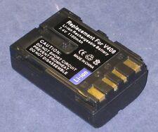 Batterie 1100mAh type BN-V408 V408-H V408U Pour JVC GR-D23E