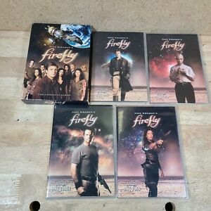 Firefly - The Complete Series box set DVD