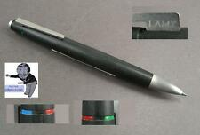 Lamy 2000 ballpoint with 4 colour function near mint cond  #