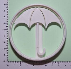 Umbrella Academy Logo Cookie or fondant  Cutter 3d printed
