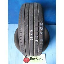 gomme 205 55 16 pirelli cinturato P7 pneumatici usati 205/55R16 -E133