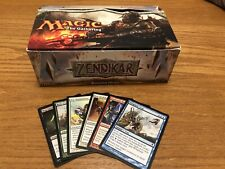700 MTG Cards Magic the Gathering Lot Zendikar w Retail Box