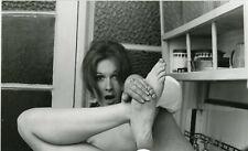 Photo argentique epoque Paris-Hollywood tirage original format 18x24 cm 26