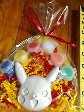 10 Pokemon party favors to paint. Creative,boys birthday. PRICE PER 10 BAGS.