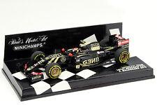 Pastor Maldonado Lotus ibrido e23 #13 formula 1 2015 1:43 Minichamps