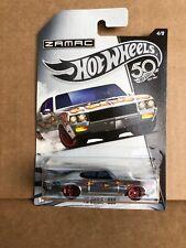 HOT WHEELS DIECAST - 50th Anniversary Zamac Flames '70 Buick GSX - 4/8