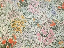 Anthropologie 52 Conversations Colloquial Floral Standard Pillow Sham