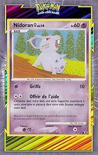 Nidoran - Platine 02: Rivaux Emergeants - 71/111 - Carte Pokemon Neuve Française