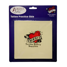 """""""Almost Skin""""- 6"""" x 6"""" Square Strapless - 50 Pack"""