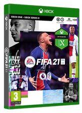 FIFA 21 XBOX ONE GIOCO ITALIANO X BOX SERIES X VIDEOGIOCO PAL NUOVO SIGILLATO