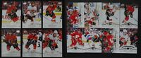 2018-19 Upper Deck UD Calgary Flames Series 1 & 2 Team Set of 14 Hockey Cards