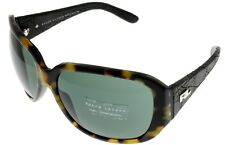 Ralph Lauren Sunglasses Womens 100% UV RL8018Q 501071 Havana Rectangular