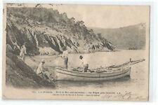 83 Le Cap Negre pres Cavaliere Les Pecheurs