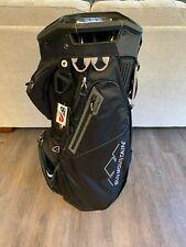Sun Mountain Sync Cart Bag 2022 Golf New - Black