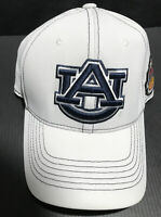 UA 2011 AUBURN TIGERS - BCS National Champions Cap / Hat Fitted S/M Tostitos