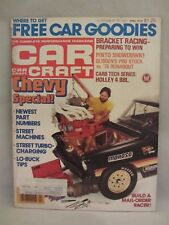 Car Craft Magazine  -  April 1978 , Where to Get Free Car Goodies   (917)