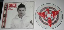 30 Seconds to Mars Self Titled UK CD Album Jared Leto