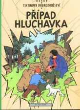 Tintin L'Affaire Tournesol Hergé album Tchèque CZECH langue étrangère Edition