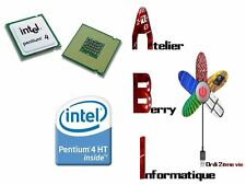 PROCESSEUR CPU INTEL PENTIUM 4 HT 521 2.80 GHZ SL9CG SOCKET 775