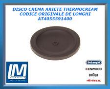 DISCO CREMA ARIETE THERMOCREAM AT4055591400 DE LONGHI ORIGINALE