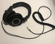 Audio Technica ATH-M50 Monitor Headphones Used