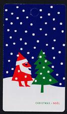 Canada 2956a Booklet MNH Christmas Tree, Santa