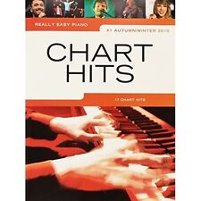 Really Easy Piano: Chart Hits Vol. 1 (Autumn/Winter 2015) - Big Price Reduction!