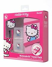 Pack 7 en 1 Hello Kitty DS/Ds-lite/DSi/3DS Officiel Officiel Neuf en STOCK