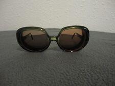 Vintage Christian Dior 648 Jackie O Sun-glass Frames Canada 54[]18 Dark Green