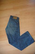 Jean G-Star Low Boot Bleu Taille 41 (32 / 31)  à  -76%*
