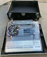 Tascam DM-4800 64-channel 24 Bus Digital Mixing Console w/ MU-1000 Meter Bridge