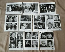 1994 Ready To Wear movie lot 10 press kit 8x10 B&W photos Robert Altman