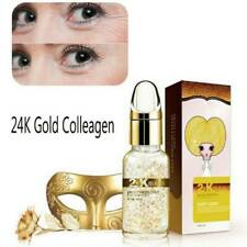 10ML 24K Gold Under-Eye Collagen Essence Anti-aging Anti-wrinkle Firming Serum