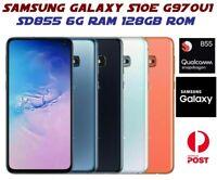 Samsung Galaxy S10e SM-G970U1 Snapdragon 855 6G 128GB Android Smartphone US Ver