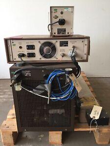 Edinburgh Instruments LM20-Laser-Mite Lab Láser Con / Poder Supply +Temp Control