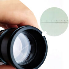 WF20X Widefield Eyepiece with 0.1mm Micrometer for Biological Microscope 23.2mm