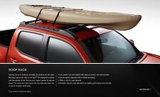 2005-2019 Genuine Toyota Tacoma Double Cab Roof Rack W/ Retractable Cross Bars