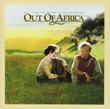 out of Africa - Soundtrack CD Robert Redford Meryl Streep John Barry