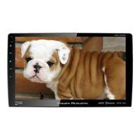 """NEW Power Acoustik D.Din 10.6"""" Touchscreen AM/FM/CD/DVD/BT PD1060HB"""