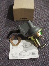 41197 NEW NOS Mechanical Fuel Pump - M6801 - 75-80 Buick Pontiac Olds 231 350