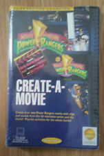 Mighty Morphin Power Rangers Create A Movie - NEW Vintage