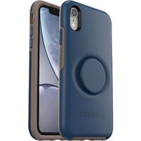 Otter + Pop Symmetry Series for iPhone XR - Go To Blue
