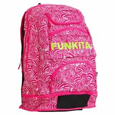 Funkita Painted Pink Swimming Elite Squad Backpack , Swim Training Backpack , Sp