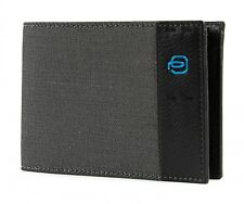 PIQUADRO Bourse P16 Wallet with Flip Up Classy